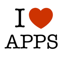 says I love apps