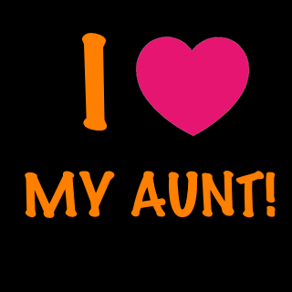 Love Aunt Picture Frame on Download The Free Iphone App And Share What You Love
